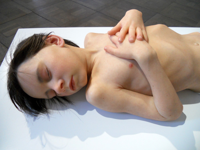 Sam Jinks – in Personal Structures Time Space Existence @ Venice Art Biennale – 2013
