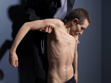 Sam Jinks sculptures hyperrealiste