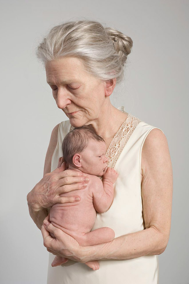 Sam Jinks – Woman child – 2010