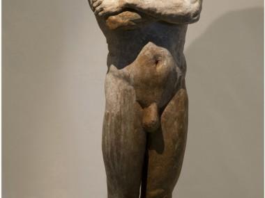 CODERCH & MALAVIA, Don Tancredo, 81 x 25 x 21 cm, bronze