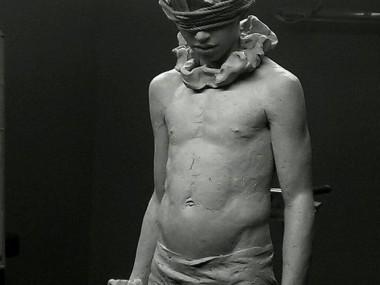 CODERCH & MALAVIA, Hamlet, 83 x 30x 20 cm – bronze