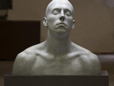 CODERCH – MALAVIA – The swimmer- sculpture