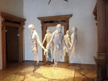 Plastic Bag Sculptures – Khalil Chishtee