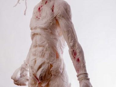 Plastic Bag Sculptures – Khalil Chishtee