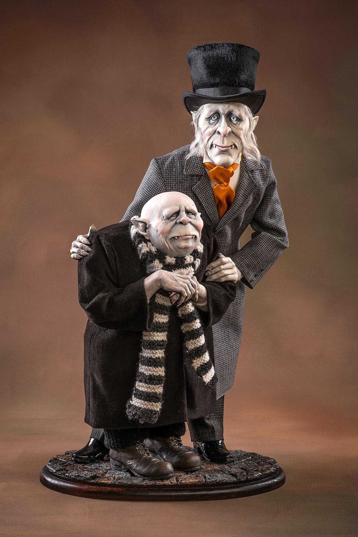 Poché Studio – Dolls sculpture
