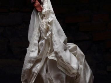 Dorcas Casey – Textile sculptures Coq