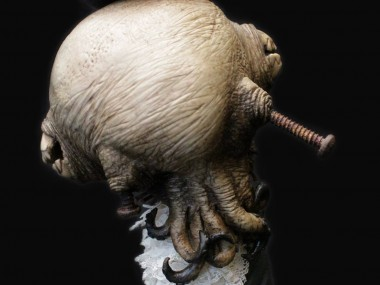 Emil Melmoth, Sculpture Lobotomy dialogues II details