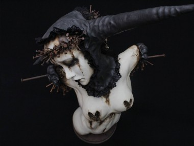 Emil Melmoth, Sculptures