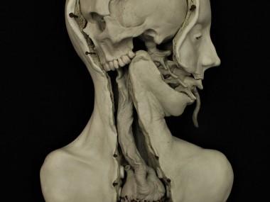 Emil Melmoth, Sculptures – Death as The Arcane XIII (Transfiguration)