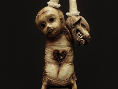 Emil Melmoth, Sculptures – The good ol' mascot