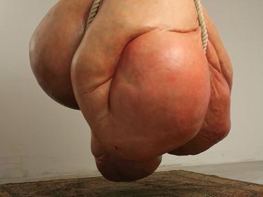 Hyper realistic Sculptures Santissimi MOM 2016