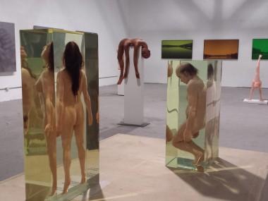 Hyper realistic Sculptures Santissimi expo