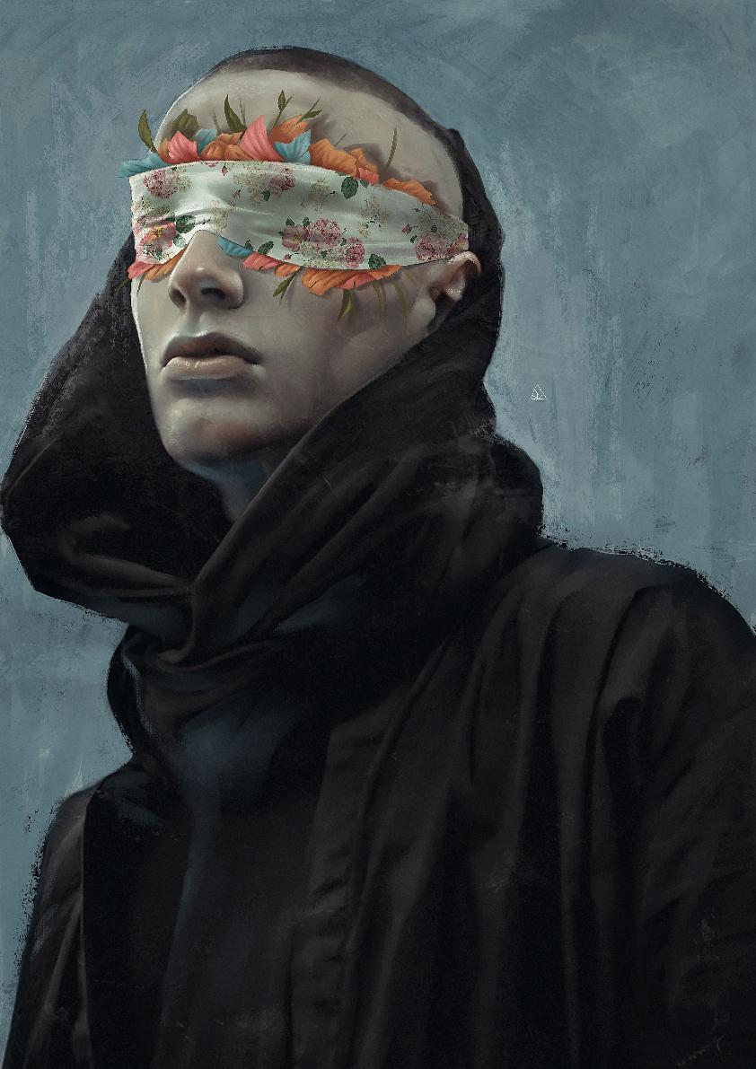 Aykut Aydogdu – Digital art – Dreamer serie