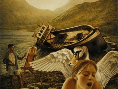 Fred Einaudi – oil paintings
