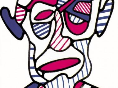Jean Dubuffet, Autoportrait VI