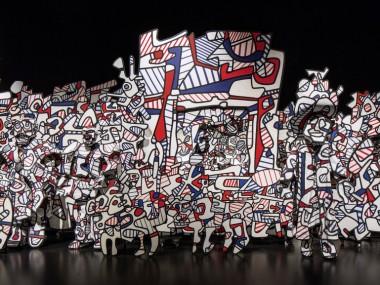 Jean Dubuffet -Coucou bazar