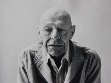 Jean Dubuffet – Portrait