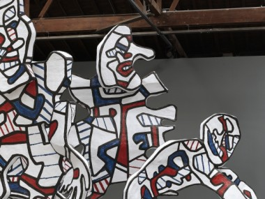 Jean Dubuffet – Sculptures welcome parade