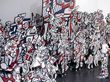 Jean Dubuffet – Sculptures