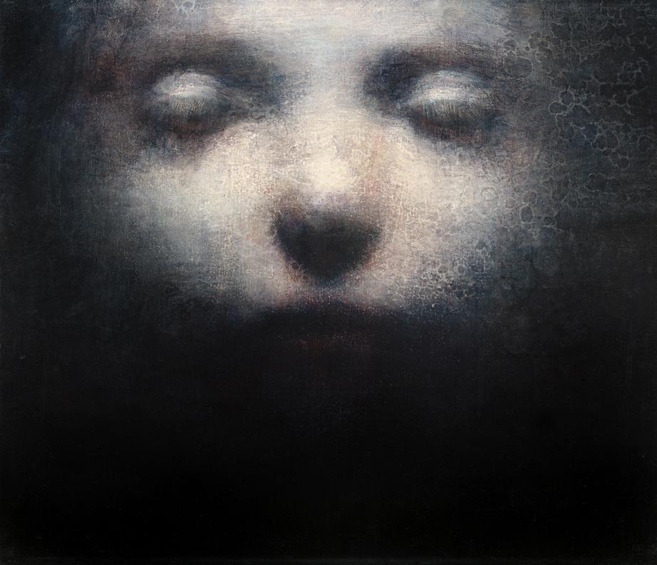 Maya Kulenovic – Painting / oil on canvas – LITHIUM, 2011- 2012, oil on canvas