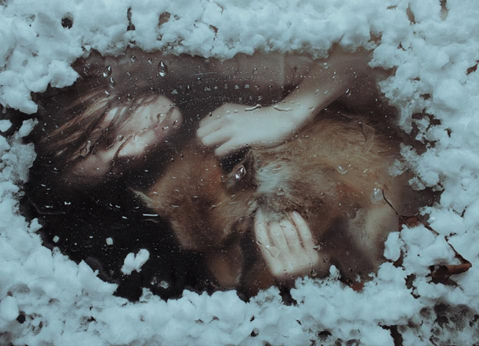 Laura Makabresku – Mystic photography