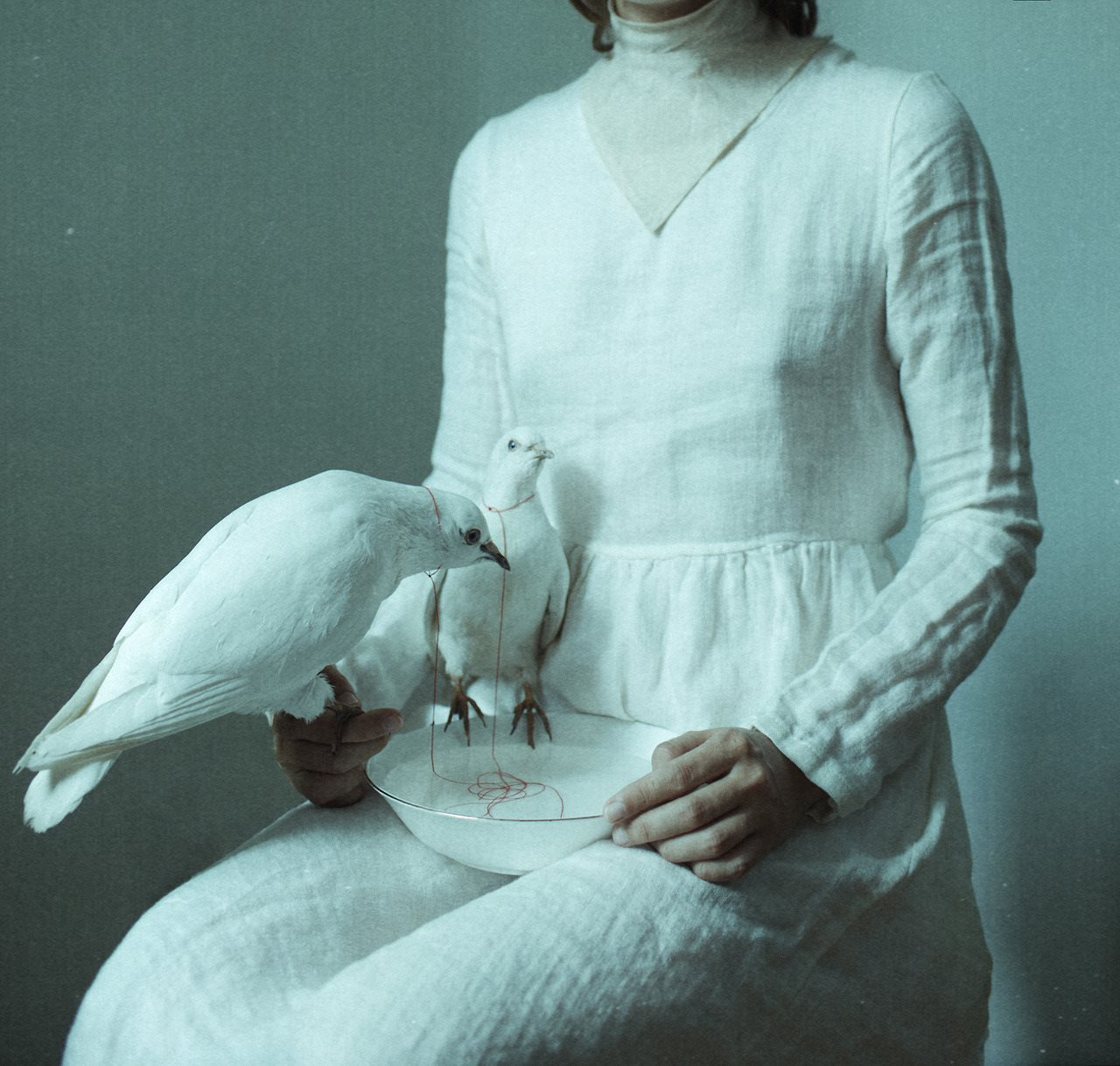 Laura Makabresku – Mystic photography
