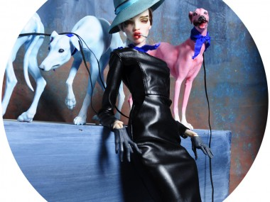 Pasha pasha Art dolls – The diamond dogs are poachers