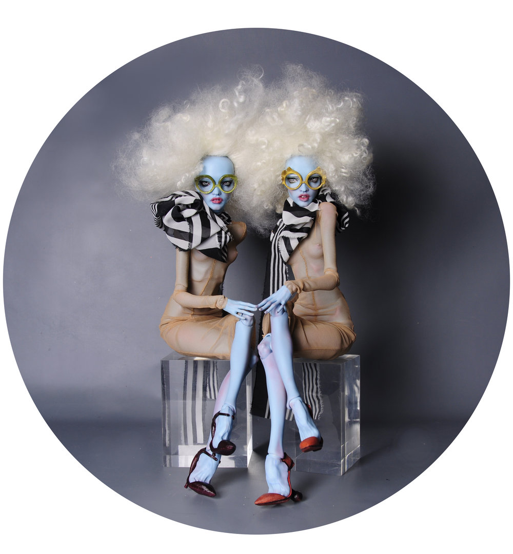 Pasha pasha Art dolls - u should be dancing