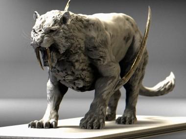 keita okada, Digital sculptor 3D