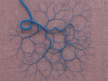 Corde Nylon Sculptures – Janaina Mello Landini
