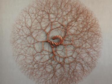 Janaina Mello Landini – Nylon Sculptures