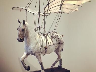 Marta Runemark – Sculptures theâtrales