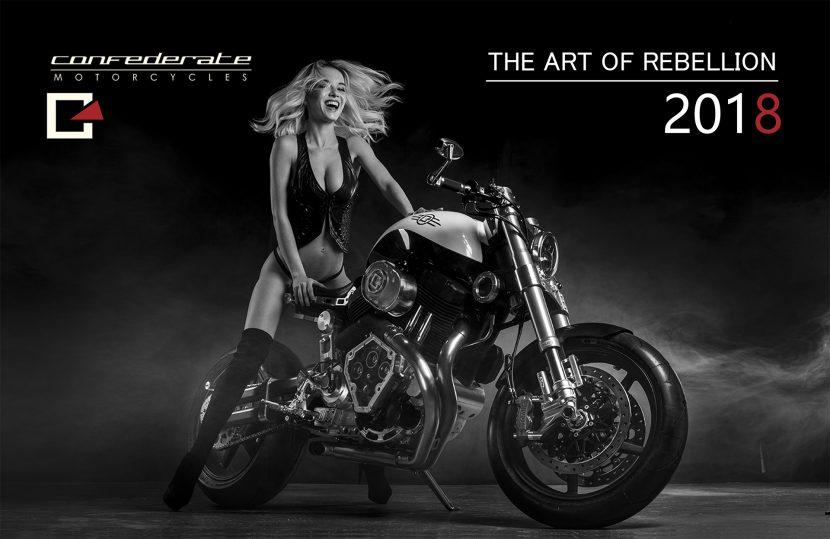 Confederate Motorcycles Calendar 2018 PDF