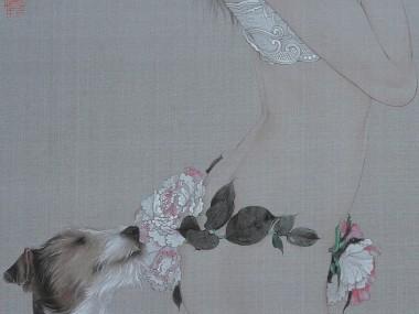 Sensual painting Shen Ning