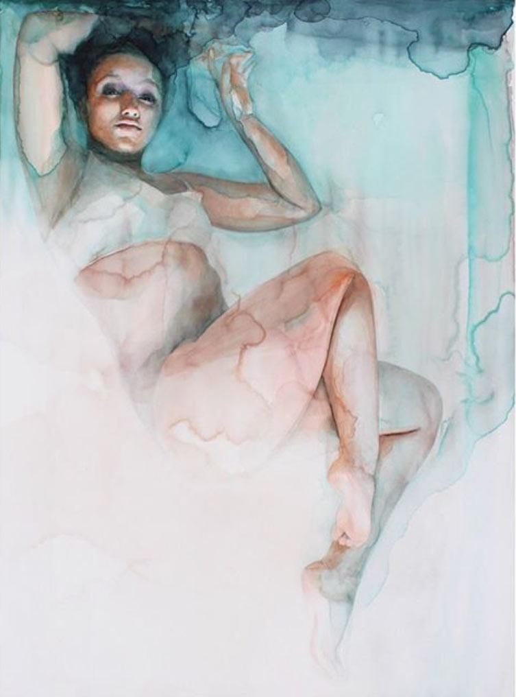Ali Cavanaugh – Water colors