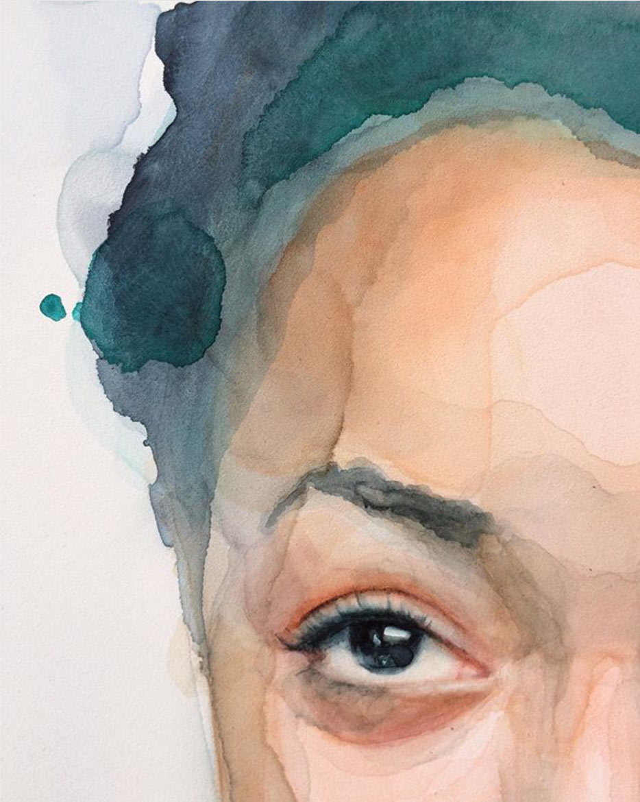 Ali Cavanaugh – Water colors
