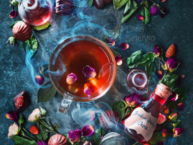 Dina Belenko – Food photography Art inspiration