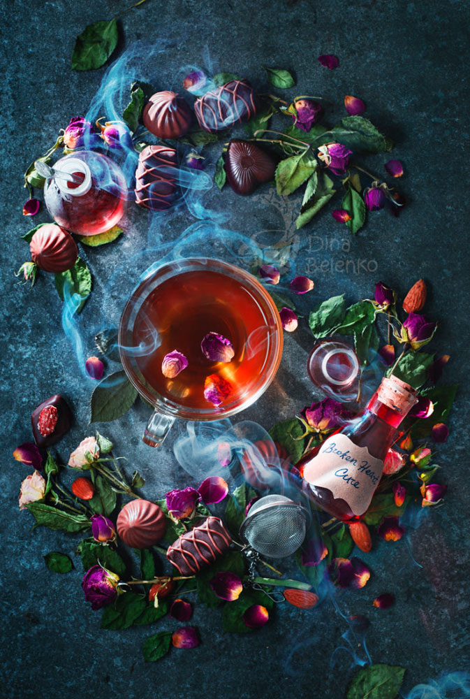 Dina Belenko - Food photography Art inspiration