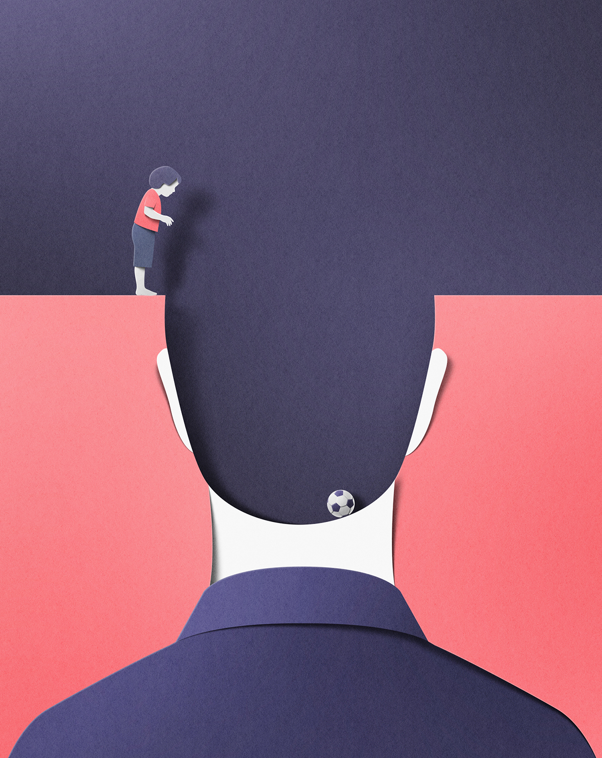 Eiko Ojala – Digital art – Editorial illustrations