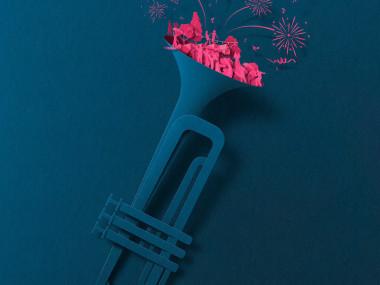Eiko Ojala – Digital art illustration – Wellington Summer