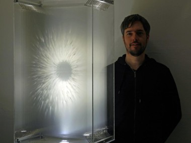 Retina with the artist David Spriggs