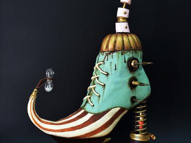 Costa Magarakis – Sculpture – The Teardrop Collector