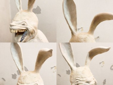 Costa Magarakis – Sculpture bunny