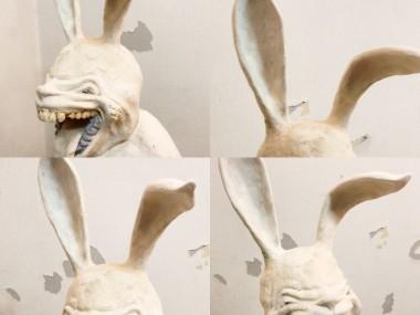 Costa Magarakis – Sculpture bunny