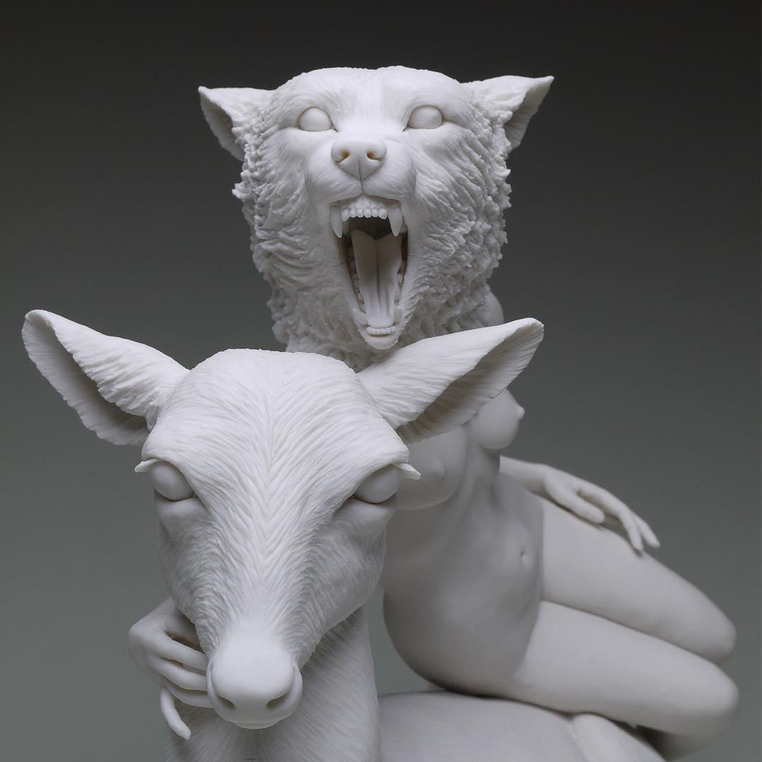 Crystal Morey Artist Sculptor