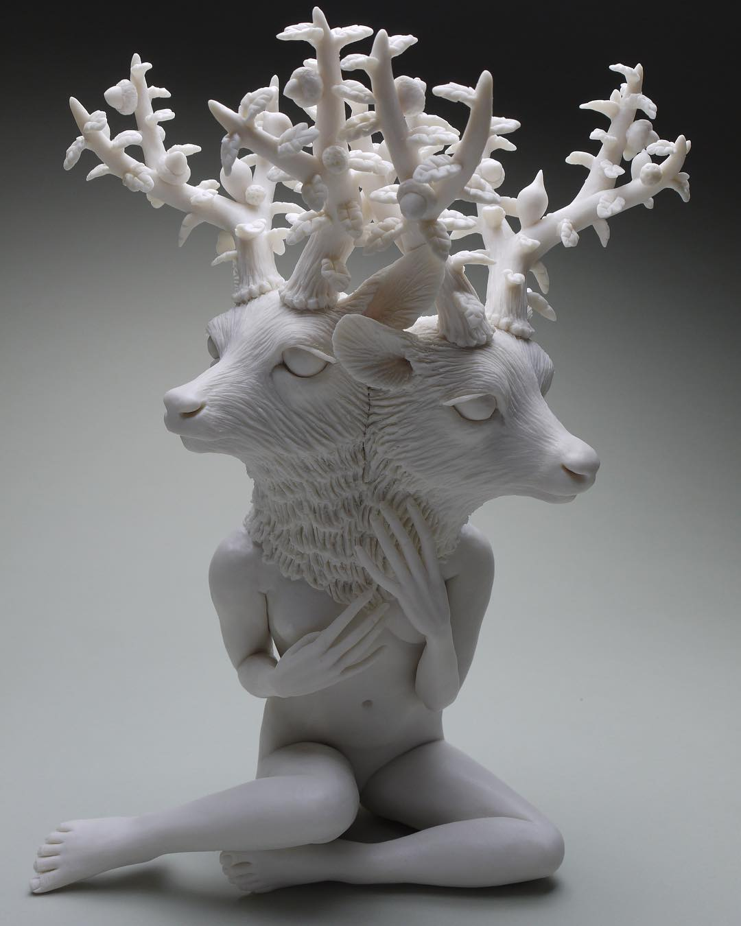 Crystal Morey Porcelaine Sculptor