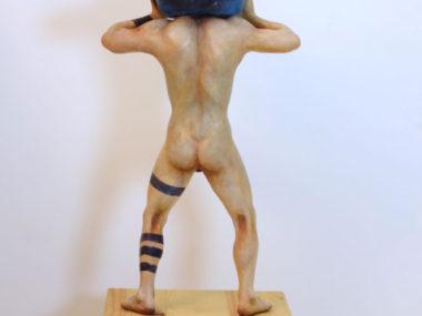 Mono Cieza Sculptor – Secretas Nostalgias, 2017