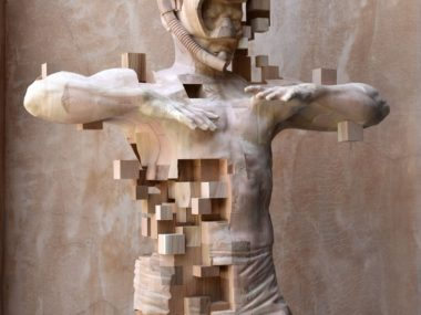 Hsu Tung Han – Wood sculpture