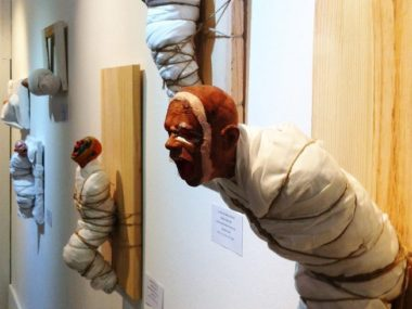 Miguel Ángel Vigo Baleirón art sculpture