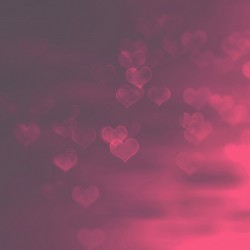 hearts-background-vintage